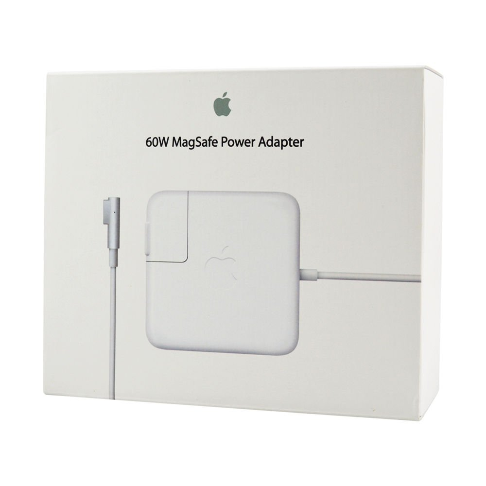 Tahirah Cargador marca Apple MC461CH/A 60W MagSafe Power Adapter